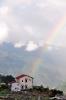 2009清境魯媽媽彩虹、雲海與四季風情